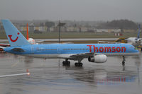 G-OOBJ @ LOWS - Thomson Boeing 757 - by Thomas Ranner