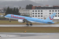 G-OOBJ @ LOWS - Thomson Boeing 757 - by Thomas Ranner