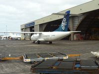 ZK-MCA @ NZAA - Outside engineering hangar today - by magnaman