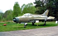 708 @ EDAV - Mikoyan-Gurevich MiG-21F-13 [74211611] Finow~D 05/05/2002 - by Ray Barber
