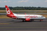 D-ABBT @ EDDL - Air Berlin B737 - by FerryPNL