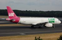 LZ-MDM @ EDDL - VIA's A320 performing another charter flight to Bulgaria - by FerryPNL