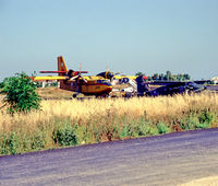 1075 @ SMI - Samos Greece together with DO-28 s/n 41-66