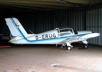 D-ERUG @ EDAY - PZL-Okecie 110-150 Koliber [03900043] Strausberg 05/05/2002. - by Ray Barber