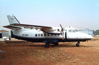 3D-KIM @ FAVV - LET L-410UVP Turbolet [851416] (Air Equatorial) Vereeniging~ZS 10/10/2003 - by Ray Barber