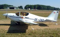 OE-CKD @ EGBP - Europa Avn Europa [134] Kemble~G 13/07/2003
