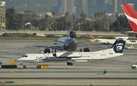N432QX @ KLAX - Taxiing for departure