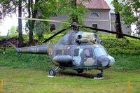1624 - Mil Mi-2Sz [541624100] Drzonow-Lubuskie~SP 16/05/2004 - by Ray Barber