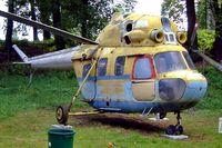 0104 - Mil Mi-2 M2 [ZD0104054] Drzonow-Lubuskie~SP 16/05/2004 - by Ray Barber