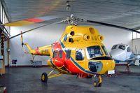 SP-WXK @ EPWR - Mil Mi-2 Hoplite [513407044] (Polish Air Rescue) Wroclaw-Strachowice~SP 20/05/2004