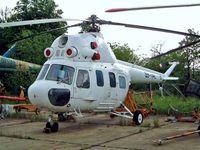 S9-TAL @ EDBR - Mil Mi-2S Hoplite [564413105] (Aerotec International) Rothenburg-Gorlitz~D 21/05/2004
