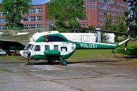 D-HZPE @ EDAD - Mil Mi-2 Hoplite [539811066] Dessau~D 22/05/2004 - by Ray Barber