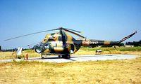 8917 @ LHSN - Mil Mi-2 Hoplite [517809082] (Hungarian AF) Szolnok~HA 17/06/1996