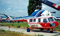 OM-PIS @ LZIB - Mil Mi-2 Hoplite [529312065] Bratislava-M R Stefanik~OM 21/06/1996