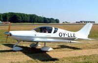 OY-LLE @ EGBP - Aero Designs Pulsar XP [96/03/474] Kemble~G 13/07/2002