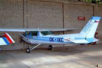OK-IKC @ LKKL - Cessna 152 [152-81978] Kladno~OK 08/05/2002