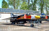 9825 @ LKKB - Mikoyan-Gurevich MiG-23BN Flogger [0393219825] Prague-Kbely~OK 08/05/2002 - by Ray Barber