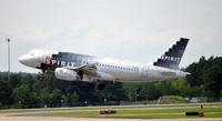 N516NK @ N516NK - Takeoff ATL