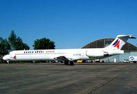 SE-RBE @ ESSA - McDonnell Douglas DC-9-82 [49152] (Nordic Airlink) Stockholm-Arlanda~SE 02/06/2002