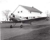 N46805 - Hylan airport  Rochester, NY - by Don McLane