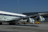 1001 @ LOWW - Iran Air Force Boeing 707-300 - by Dietmar Schreiber - VAP