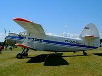 RA-02640 @ ESKB - Antonov An-2P [1G139-52] Barkarby~SE 01/06/2002