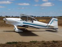 VH-PRV @ YBSS - VH-PRV at Bacchus Marsh with canopy open. I met the owner-builder ans pilot of this magnificent aircraft. - by red750