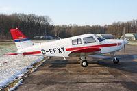 D-EFXT @ EBUL - Parked at Aeroclub Brugge. - by Stefan De Sutter