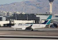 C-FWAF @ KLAS - Boeing  737-700 - by Mark Pasqualino