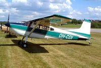 OH-CDI @ ESKB - Cessna A.185E Skywagon 185 [185-1529] Barkarby~SE 01/06/2002
