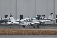 N75AT @ ADS - At Addison Airport - Dallas, TX