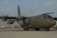 8T-CC @ LOWW - Austrian Air Force C130