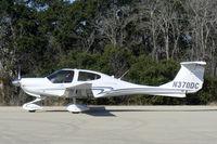 N370DC @ GTU - At Georgetown Municipal Airport - Georgetown, TX