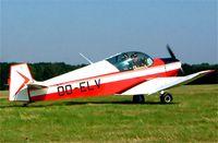 OO-ELV @ EBDT - Jodel D.112F [310] Schaffen-Diest~OO 17/08/2002