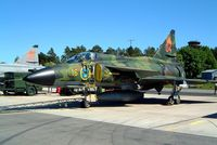 37336 @ ESCM - Saab JA.37 Viggen [37336] (Swedish AF) Uppsala~SE 29/05/2002