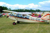 OH-CIC @ ESKB - Champion 7ECA Citabria [288] Barkarby~SE 01/06/2002