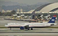N170US @ KLAX - Taxing to gate - by Todd Royer
