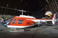 157363 - Bell TH-57A Sea Ranger at the Tillamook Air Museum, Tillamook OR - by Ingo Warnecke
