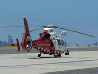 VH-PVG @ YMEN - Air Ambulance VH-PVG at the Essendon Base