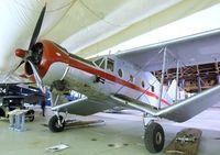 N2191K @ TMK - Bellanca Aircruiser 66-75 at the Tillamook Air Museum, Tillamook OR