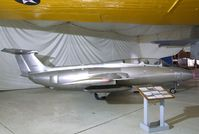N7149E - Aero L-29 Delfin MAYA at the Tillamook Air Museum, Tillamook OR