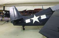 N58918 @ TMK - Grumman (General Motors) FM-2 Wildcat at the Tillamook Air Museum, Tillamook OR