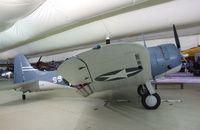 N5254L @ TMK - Douglas A-24 (representing a SBD Dauntless) at the Tillamook Air Museum, Tillamook OR