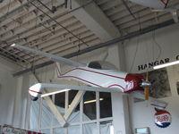 N5588L - Rutan (Donald J Larson) Quickie at the Tillamook Air Museum, Tillamook OR