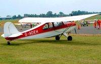 G-AOEH @ EGSX - Aeronca 7AC Champion [7AC-2144] North Weald~G 22/06/2003