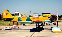 01 @ LHSN - Yakovlev Yak-52 [9411712] Szolnok~HA 17/06/1996 - by Ray Barber