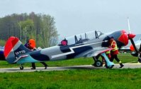 LY-TTD @ EDNY - Yakovlev Yak-52TD [888907] Friedrichshafen~D 21/04/2005