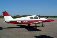 OH-PCW @ EFTU - Piper PA-28-140 Cherokee C [28-26411] Turku~OH 15/05/2003