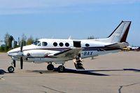 OH-BAX @ EFTU - Beech C90 King Air [LJ-984] (Flight Inspection FCAA) Turku~OH 15/05/2003