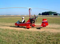 G-DBDB @ EGBP - Magni M-16 Tandem Trainer [PFA G/12-1239] Kemble~G 13/07/2003